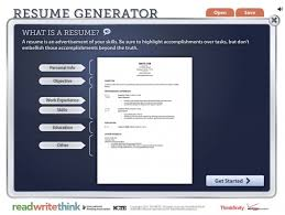 resume �  ict for teaching  amp  learning in falkirk primary schoolswhy should a prospective employer pick you  world of work resume generators