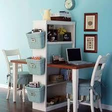 home office wall unit small home interiorblue wall paint design feat smart computer desk integrated with beautiful home office wall