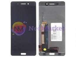 <b>Дисплей RocknParts для</b> Nokia 6 Black 540466, цена 75 руб ...