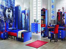 engaging bedroom ideas for boys as boy to the inspiration design with spiderman theme showing red baby nursery nursery furniture cool coolest