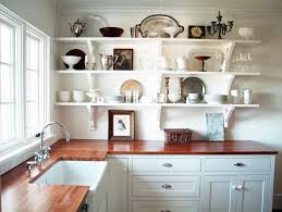Kitchen Open Shelves Open Shelving In Kitchen Ideas Kitchen Open Kitchen Shelves