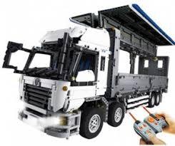 """Радиоуправляемый <b>конструктор Lepin</b> Technic """"Wing Body Truck ..."""