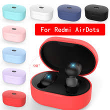 Best value Silicone Earphone Case for <b>Xiaomi Airdots</b> – Great deals ...