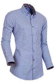 <b>Рубашка SOGNO CAMICIE</b> арт SC_1001_04_NAVY BLUE ...