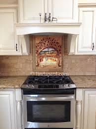 Kitchen Tile Backsplash Murals Tile Murals Kitchen Backsplashes Customer Reviews