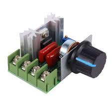 <b>1 PC</b> PWM Motor Speed Regulator 2000W PWM Regulator <b>AC</b> 50 ...