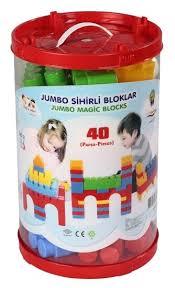 <b>Конструктор pilsan</b> Magic Blocks 03-216 <b>40 деталей</b> — купить по ...