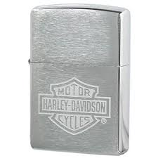 <b>Зажигалка Zippo Harley Davidson</b> Logo 200HD.H199 Brushed ...