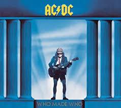 <b>AC</b>/<b>DC - Who</b> Made Who - Amazon.com Music