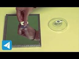 <b>Suction cup</b> holds onto to surfaces | Atmospheric Pressure | Physics ...