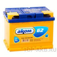 Автомобильные аккумуляторы <b>Аком</b> — купить на Яндекс.Маркете