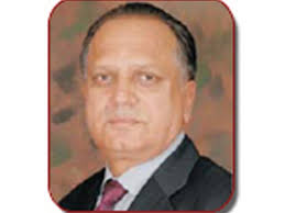 ... and Federal Urdu University of Arts Sciences and Technology, Hanif Ahmed Bhatti advocate, died of kidney failure at Aga Khan Hospital on Thursday night. - 297273-AhmedBhatti-1322164356-295-640x480