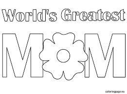 Small Picture Mom coloring on Pinterest Coloring Pages Mothers Day and