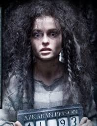 Bellatrix LeStrange Azkaban Mug Shot