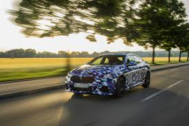 The first ever <b>BMW 2 Series</b> Gran Coupe dons an unusual outfit for ...