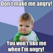 Mad Baby Memes via Relatably.com