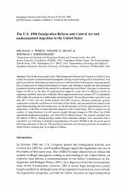 png temperament and development immigration research paper material material values in the u s immigration reform and control