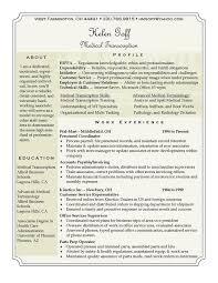 helen goff resume medical transcription resume career resume format for medical transcriptionist