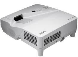 <b>NEC UM301W</b> Ultra-Short-Throw <b>Projector</b> | Monitors & Beamers ...