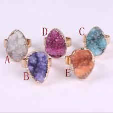Natural Rock Quartz Cluster Crystal <b>Druzy</b> Stone <b>Agate</b> Handmade ...