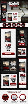 author banner ads adazing combo