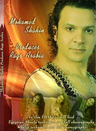 In this DVD you will find 2 complete choreographies by Mohamed Shahin with a detailed breakdown of technique and combinations. - Raqs%2520Arabia-DVD