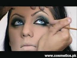 asian bridal makeup video by naeem khan 2016