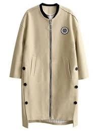 <b>Chloé</b> полосатое <b>пальто</b>-кокон свободного кроя | Нравится 10 в ...