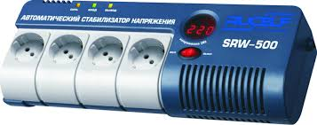 <b>Стабилизатор напряжения Rucelf SRW-500-D</b> — цена, купить ...
