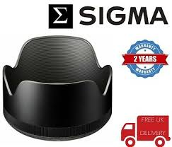 <b>Sigma LH830-02</b> Lens Hood For 50mm F1.4 DG HSM Art Lens (UK ...