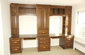office desk built ins and vanity built office desk