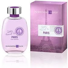 <b>Mandarina Duck Lets Travel</b> To Paris Eau de Toilette Spray for ...