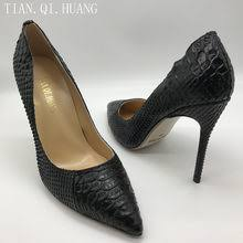 Popular Shoes Women with Snake Pattern-Buy Cheap Shoes ...