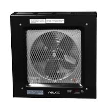 mounted electrical bathroom fan heater infrared