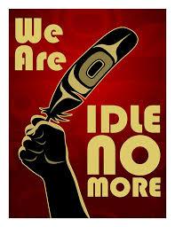 Résultats de recherche d'images pour «idle no more»