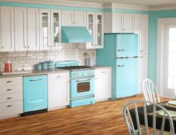 Turquoise Kitchen 50s Retro Kitchens