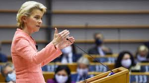 '<b>We can do it</b>!': EU chief announces 55% emissions reduction target for