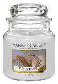 <b>Ароматическая свеча Autumn Pearl</b> Yankee Candle купить, цена ...