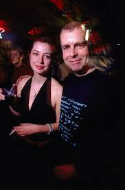 Neil Tenant (<b>Pet Shop Boys</b>) and friend Trash at The End London ...