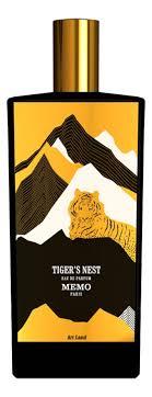 <b>Memo Tiger's Nest</b> — мужские и женские духи, <b>парфюмерная</b> и ...