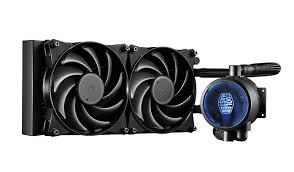 Система жидкостного <b>охлаждения Cooler</b> Master MasterLiquid ...