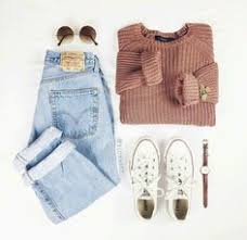 cream <b>sweater</b> + boyfriend <b>jean</b> | not naked in 2019 | Fashion, <b>Fall</b> ...