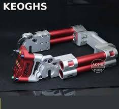 Keoghs <b>Motorcycle</b> Isolated Handlebar <b>High Quality Cnc</b> Aluminum ...