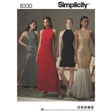 Simplicity Sewing Patterns - Dresses – Page 2 – WeaverDee.com