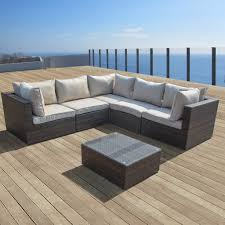 resolution outdoor patio seating wicker furniture supernova outdoor patio pc sectional furniture wicker sofa set deck co