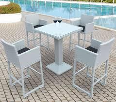 ideas patio bar set