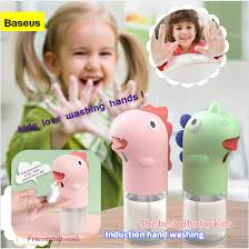 Best <b>dinosaur</b> cartoon children induction automatic <b>hand washing</b> ...
