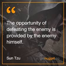 Image result for surprise suntzu quotations