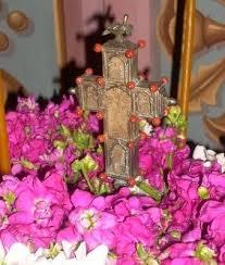 Αποτέλεσμα εικόνας για Κυριακή τῆς Σταυροπροσκυνήσεως