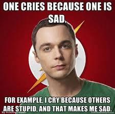 The 10 Best Sheldon Cooper Memes via Relatably.com